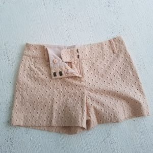 Loft shorts knitted 0 pink knitted
